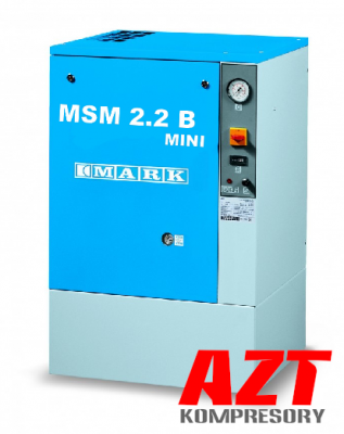 Kompresor śrubowy MARK MSM 2,2 B MINI 230V