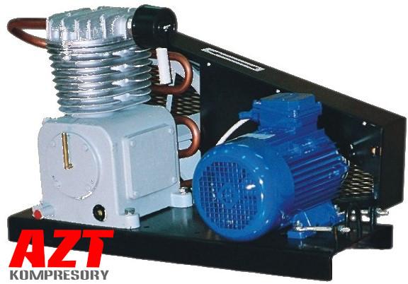 Modne ubrania Kompresor tłokowy spręzarka WAN - K 3 kW 120 litrów zb. 24 CT59